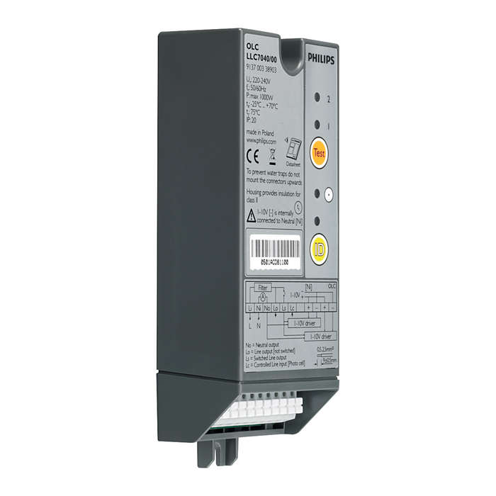 Light pole and cabinet control system - proven robustness