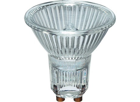 Halogen Twist 35W GU10 230V 40D CL 1CT