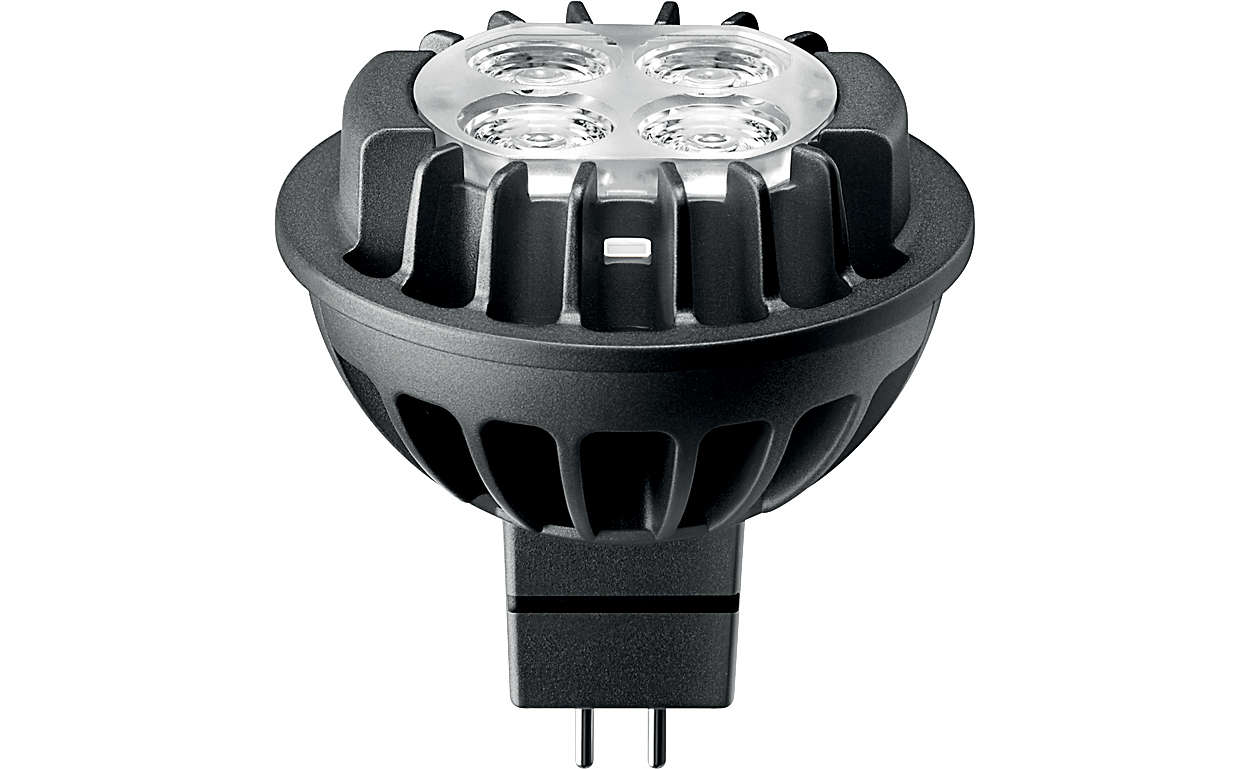 MASTER LEDspot LV – The ideal solution for spot lighting