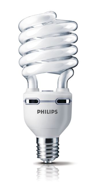 Philips  Spiral energy saving bulb 80 W (250 W) 929676000904