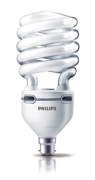 Philips  Spiral energy saving bulb 65 W (200 W) 929676001704
