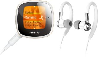 Philips Activa Portable fitness device  ACT101M/17