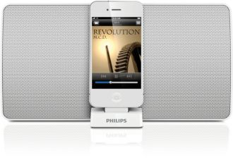 Philips  altifalante de base para iPod/iPhone AD333/12