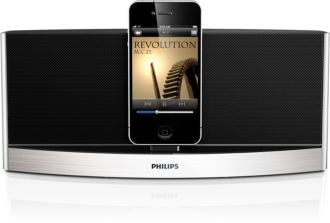 Philips  docking speaker with Bluetooth® for iPod/iPhone AD620/05