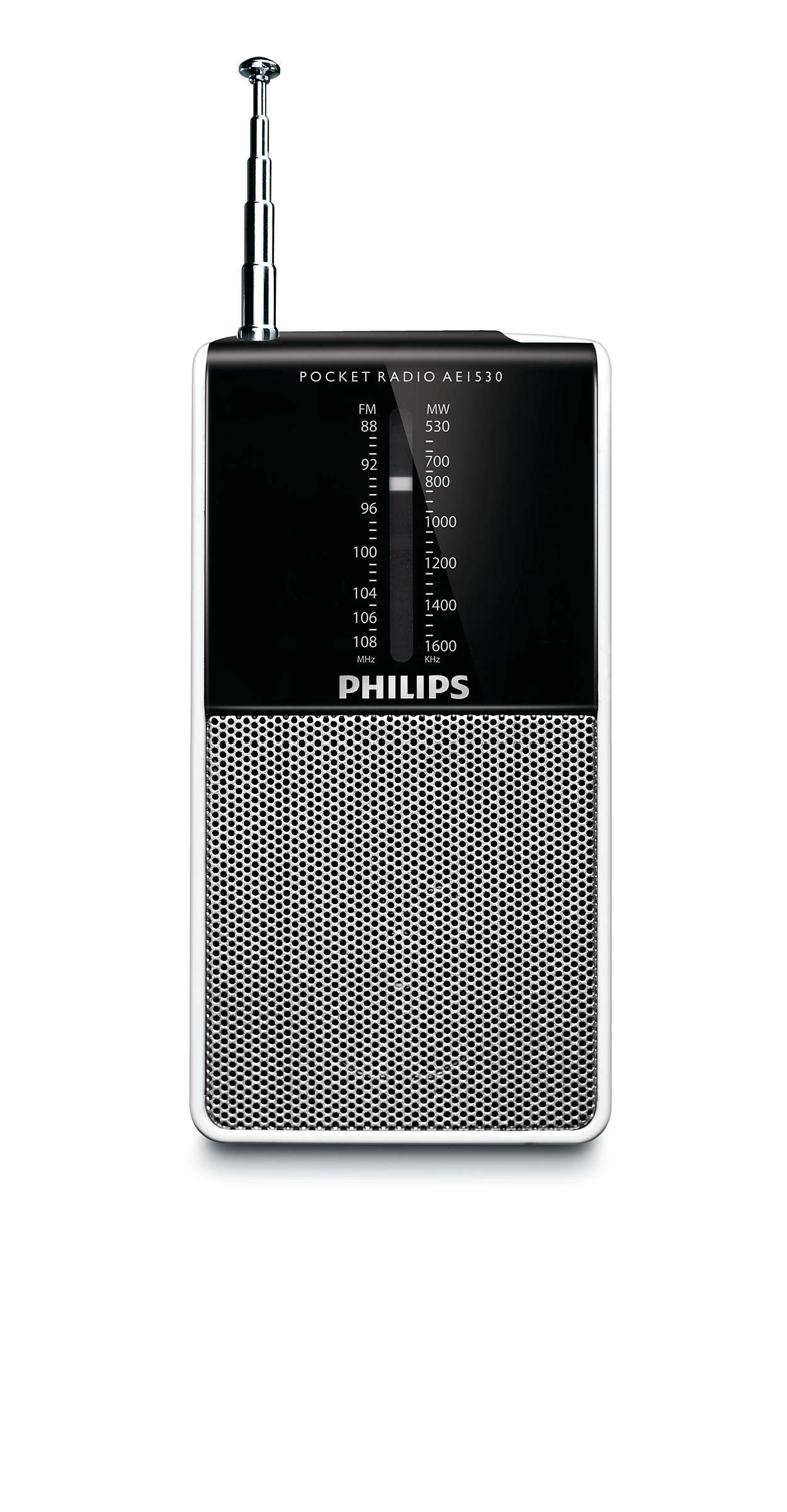 radio portable ae1530 00 philips. Black Bedroom Furniture Sets. Home Design Ideas