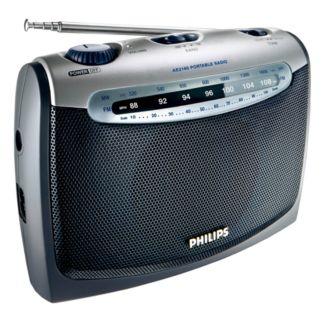 Philips  Portable Radio FM/MW, Analogue tuning AE2160/00C