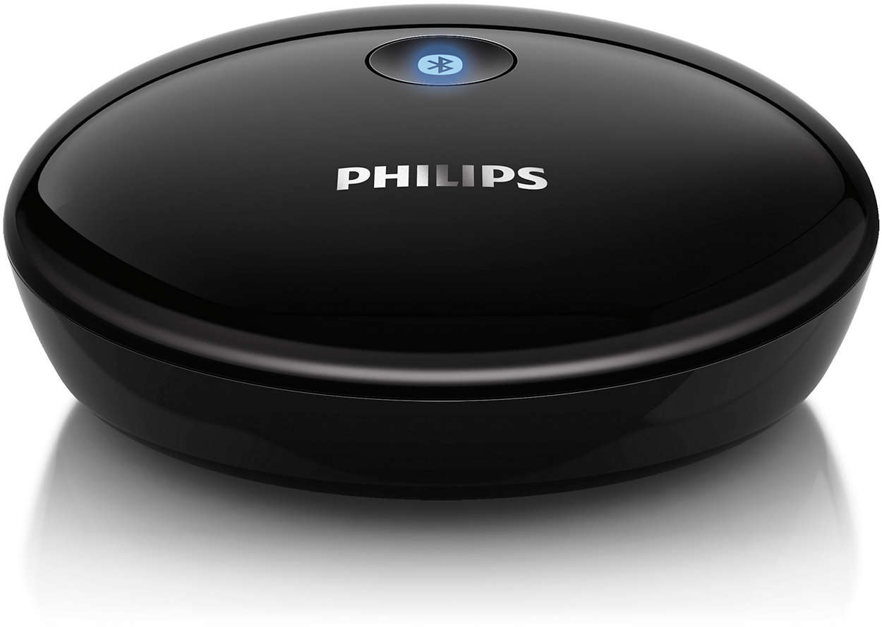bluetooth hifi adapter transmitter f r streaming aea2000 12 philips. Black Bedroom Furniture Sets. Home Design Ideas