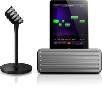 Philips  wireless microphone & Bluetooth® speaker Bluetooth® AEA7100/17