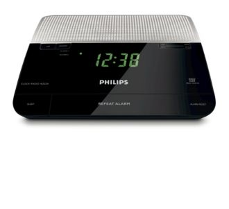 Philips  Clock Radio Dual alarm AJ3226/12