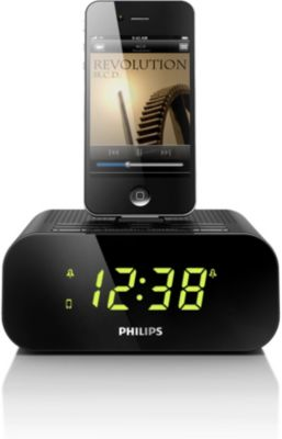 avis des clients philips philips radio r veil pour ipod. Black Bedroom Furniture Sets. Home Design Ideas