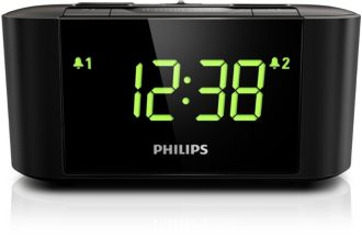 Philips  Clockradio Stort display AJ3500/12
