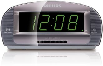 Philips  Clock Radio Big display AJ3540/37