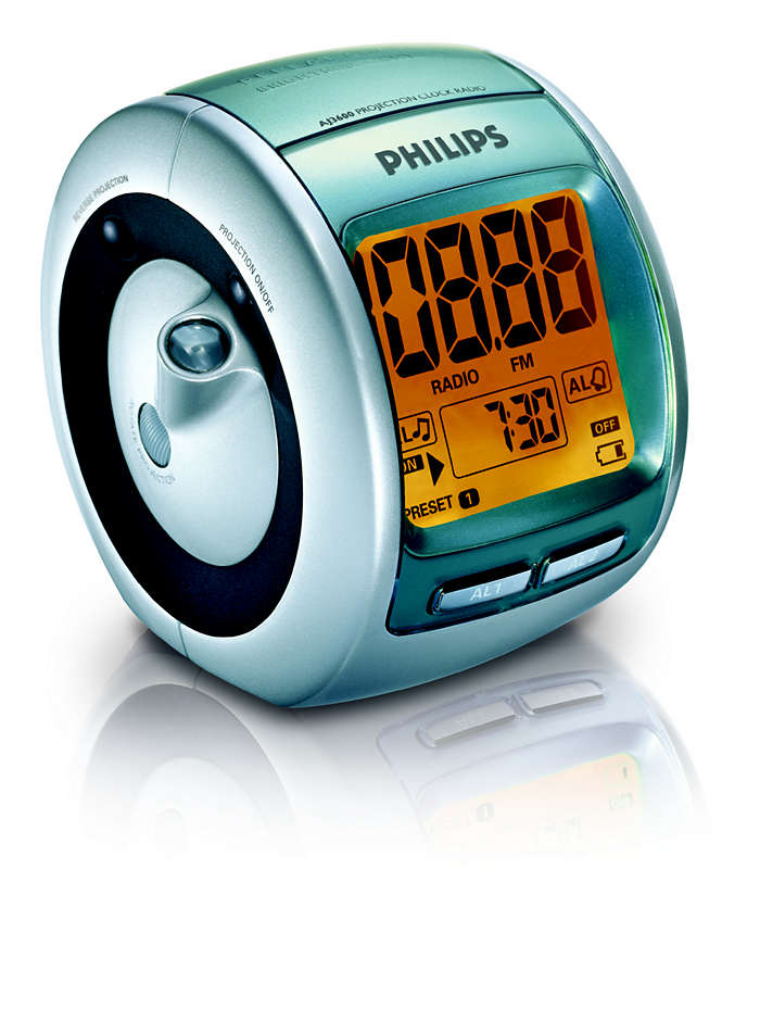 philips clock radio aj3232b manual