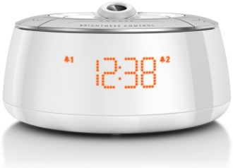 Philips  Clock Radio Time projection AJ5030/12