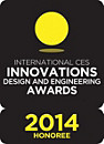 CES Innovations Award 2014
