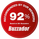 92% recommend Philips Wake Up Light at Buzzador