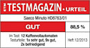 ETM TESTMAGAZIN – Philips HD8763/01 – GUT