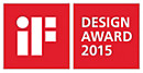 Награда iF DESIGN AWARD 2015
