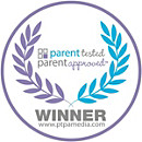 PTPA- Parent Tested Parent Approved Media Award