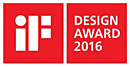 Награда iF DESIGN AWARD 2016