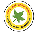British Allergy Foundation: Seal of Approval