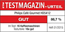 ETM TESTMAGAZIN - Philips HD5412 - GUT