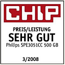 CHIP - Philips SPE3051CC - SEHR GUT!