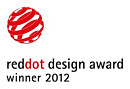 Philips 6950030PH - Winnaar van de Red Dot Design Award 2012!