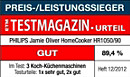 ETM TESTMAGAZIN - Philips HR1050/90 - GUT!