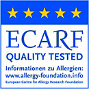 ECARF - QUALITY TESTED!