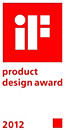Ocenění iF Product Design Award 2012