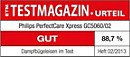 ETM TESTMAGAZIN - Philips GC5060/02 - GUT