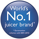 World's No.1 juicer brand