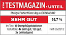 ETM TESTMAGAZIN – Philips GC8640/02 – SEHR GUT