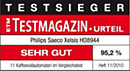 ETM TESTMAGAZIN – Philips HD8944 – SEHR GUT