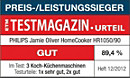 ETM TESTMAGAZIN – Philips HR1050/90 – GUT