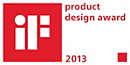 Ocenění iF Product Design Award 2013