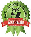 Best budget choice at WiseGuide 2013