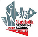 Mens Health Grooming Awards 2012