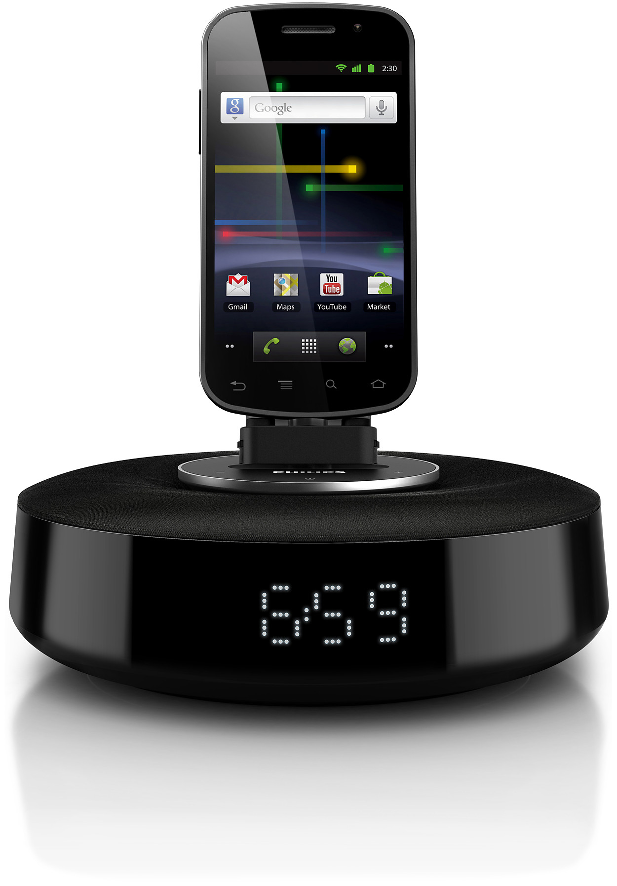 docking speaker with bluetooth as111 98 philips. Black Bedroom Furniture Sets. Home Design Ideas