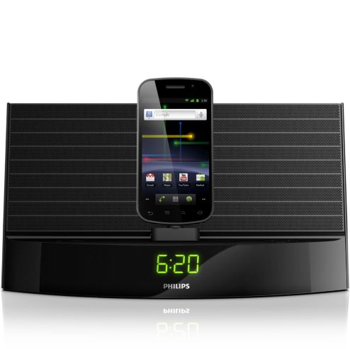 Docking Speaker With Bluetooth 174 As140 37 Philips