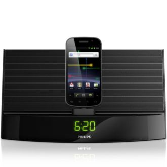 Philips  docking speaker with Bluetooth® for Android AS141/05