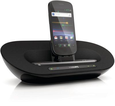 Enceinte Fidelio AS351 + Parasurtenseur SurgeStrip F9E600FR1M - 6 connecteurs pour smartphone Android Son Enceintes MP3 Enceintes iPod