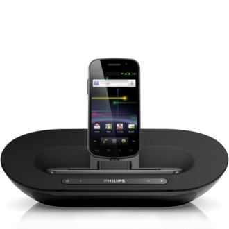 Philips  caixa acústica com dock e Bluetooth® para Android AS351/78
