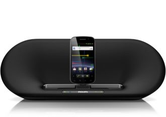 Philips  docking speaker with Bluetooth® for Android AS851/98