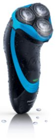 Philips NIVEA AquaTouch elektrischer Nass- und Trockenrasierer