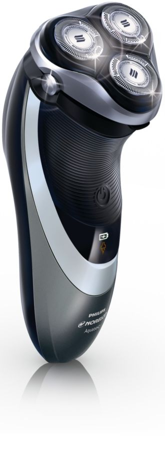 Philips PowerTouch wet and dry electric razor SmartPivot heads AT830/41
