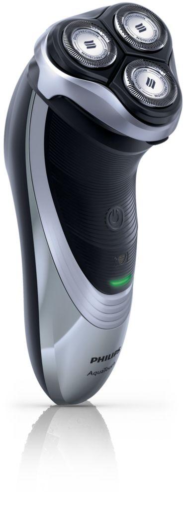 AquaTouch Rasoir électrique rasage à sec ou sous l