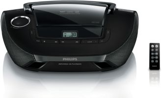 Philips  CD Soundmachine Lifestyle design AZ1837/73