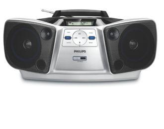 Philips  CD Soundmachine Power design AZ1839/98